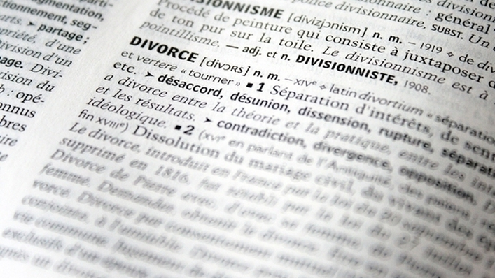 Rise In Divorce Cases on Today with Claire Byrne