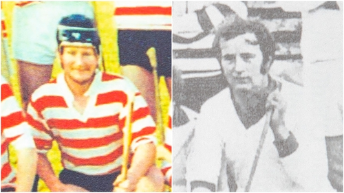 The bodies of Paddy Hennessey (left) and Willie Hennessey (right) were found late last night (Images: Provision)