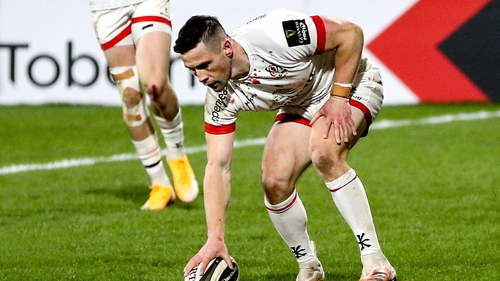 John Cooney has been in fine form for Ulster