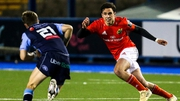 Carbery returns as Munster surge past Cardiff Blues