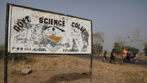 42 people, including 27 schoolboys, were abducted from the Government Science College in Kagara