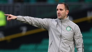 John Kennedy is Celtic's interim manager