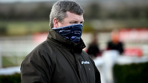 Gordon Elliott was out of luck with his only previous runner at Punchestown on the Flat