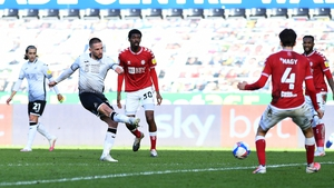 Conor Hourihane's Swansea City lost ground in their quest for promotion as they went down 3-1 to Bristol City