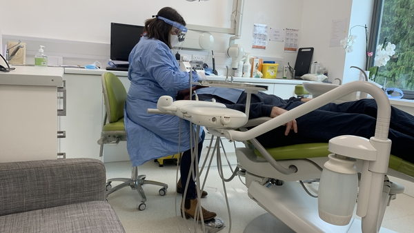 Carlow-based Dentist Caroline Robbins at her practice