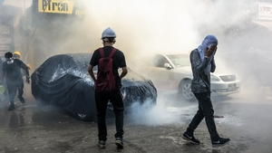 The United Nations condemned the deadly crackdown