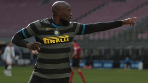 Romelu Lukaku scored after just 32 seconds