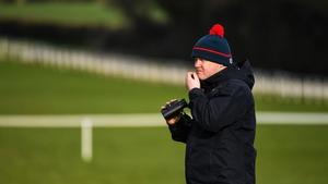 Gordon Elliott has lost his yard sponsor