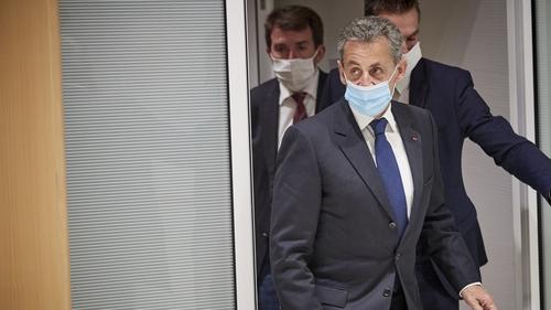 Nicolas Sarkozy was accused of offering to help a judge obtain a senior job