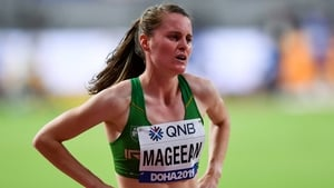 Mageean: 'I am disappointed not to be racing alongside Ireland's largest Indoor team to date and the amazing athletes who are on top form'