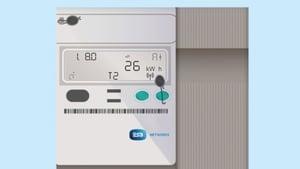 Smartmeters arecurrentlybeinginstalledacross the countryby ESB Networks