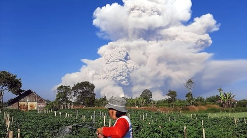 Indonesia -an archipelago of more than 17,000 islands and islets - has nearly 130 active volcanoes