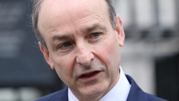 Micheál Martin said he hoped An Taisce would not appeal a decision to allow planning for a Glanbia factory in Kilkenny