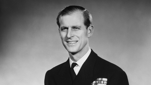 Prince Philip was born in 1921 in Greece