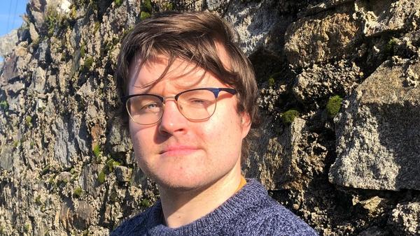John Patrick McHugh: all eight stories are set inan islandcommunity off the West coast of Ireland