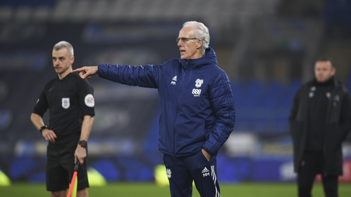 Mick McCarthy has guided Cardiff City to yet another victory
