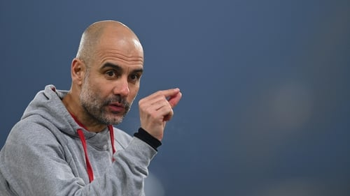 Guardiola has overseen a run of 21 consecutive wins in all competitions