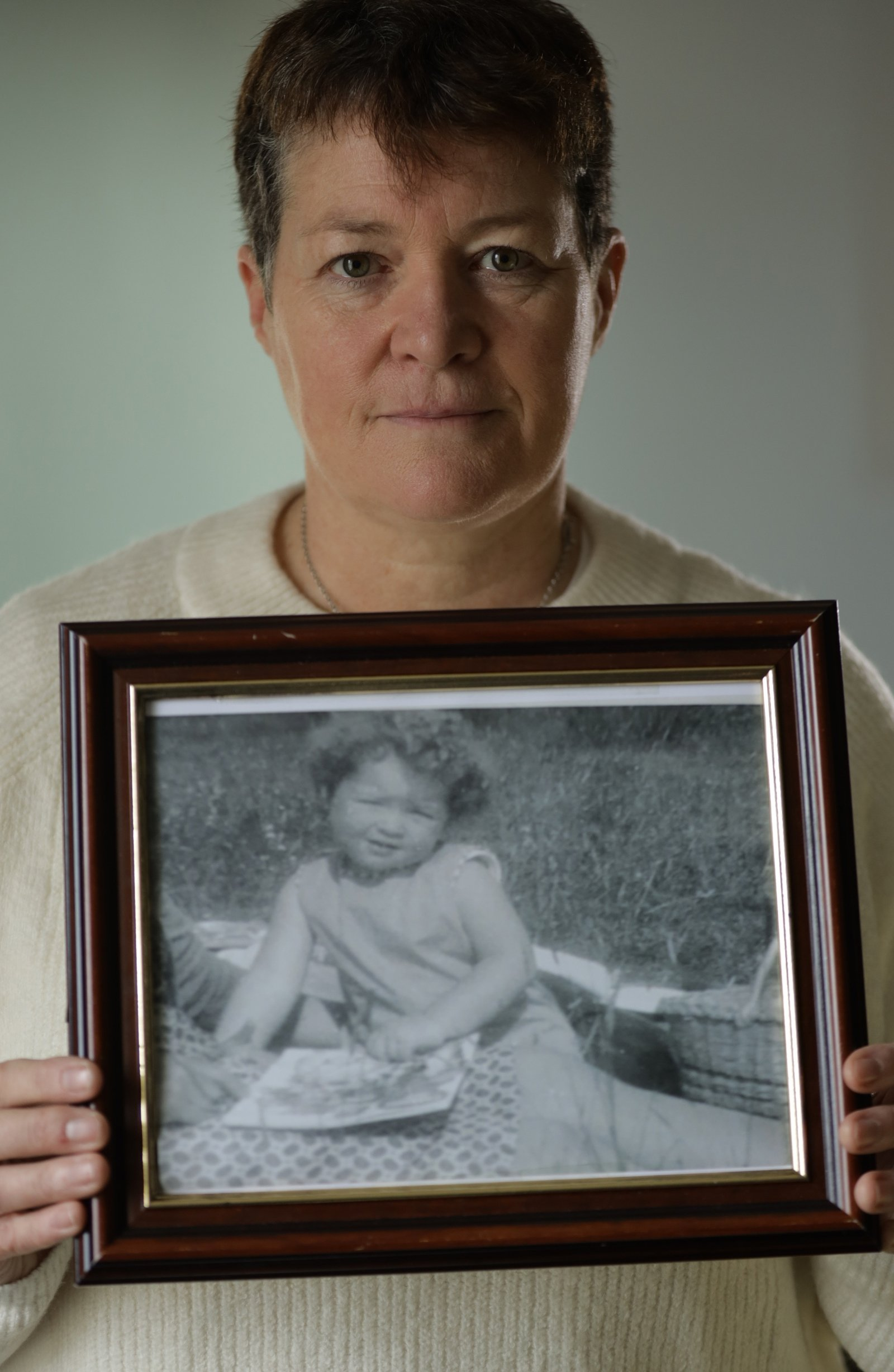 Image - Because she was illegally adopted, Mary Dolan has no idea who she really is