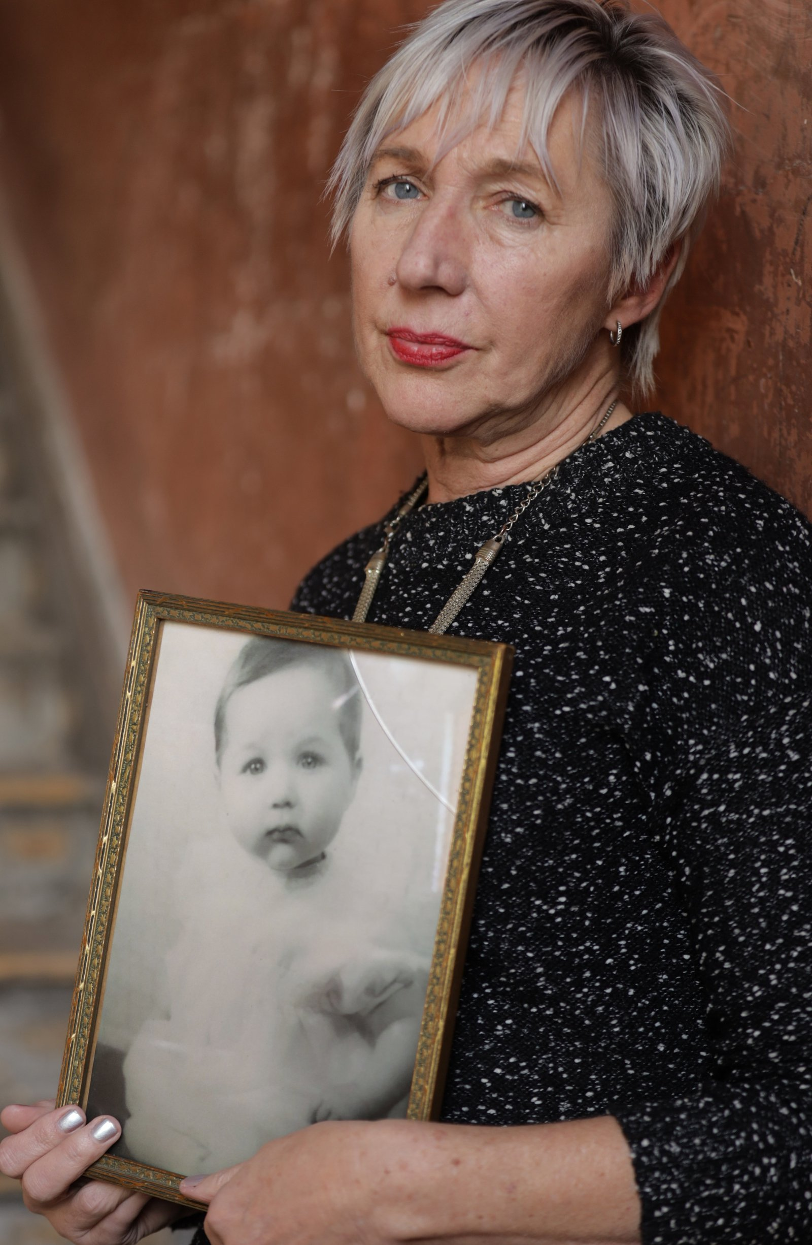 Image - For 62 years, Brenda Lynch lived her life believing she was the daughter of a middle-class couple from north Dublin
