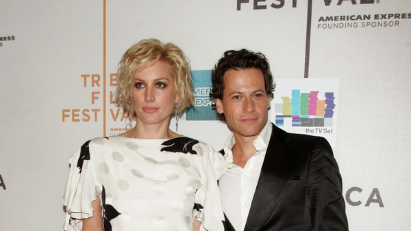 Alice Evans (49) and Ioan Gruffudd (47) met on the set of their 2002 film 102 Dalmatians and married in 2007