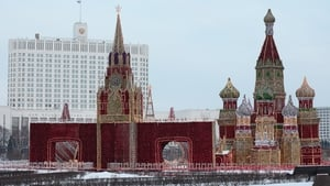 Kremlin-linked officials were hit with sanctions