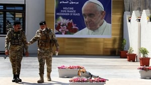 Pope Francis is due to visit Iraq from 5 to 8 March