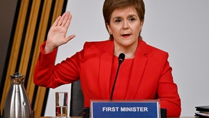 Nicola Sturgeon appeared before the Committee on the Scottish Government Handling of Harassment Complaints