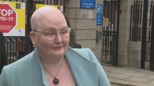 The High Court heard that Eileen Rushe's case was one where CervicalCheck had worked and her smear tests had been read correctly