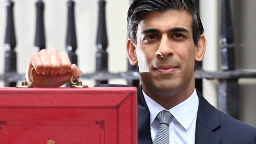 UK finance minister Rishi Sunak has announced a tax hike for many businesses as he began to focus on fixing the public finances