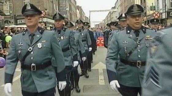 St Patrick's Day Parades Cancelled (2001)