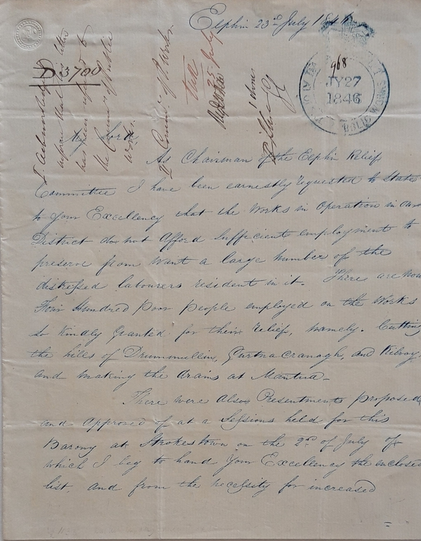 Letter from the archives