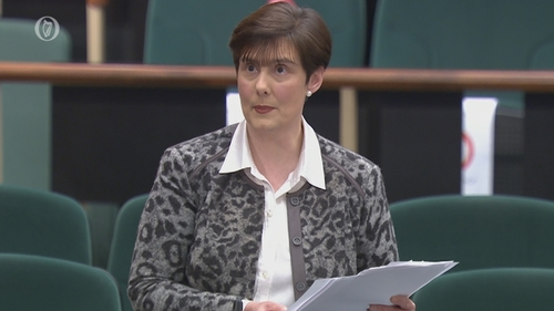 Norma Foley also said that the Department has 'neither recommended nor advised' that schools hold mock exams