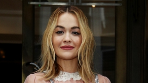 Rita Ora had to kneel down with Madonna
