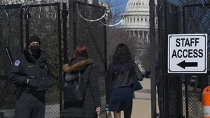 Capitol Police have warned that a militia group could be planning an attack