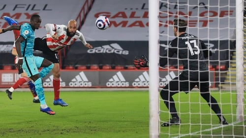 David McGoldrick scored the only goal of the game to hand Sheffield United all three points