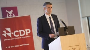 Shane O'Reilly, Chairman of the CDP Ireland Network