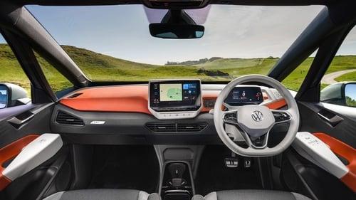 Inside the Volkswagen ID.3