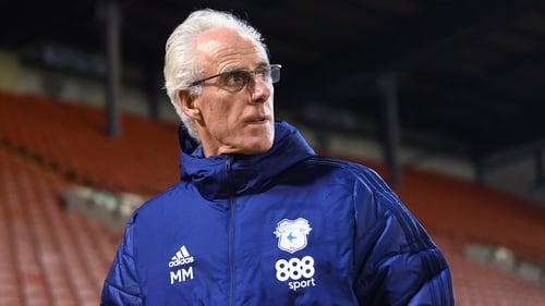 """Mick McCarthy: """"I'm very much looking forward to the future."""""""