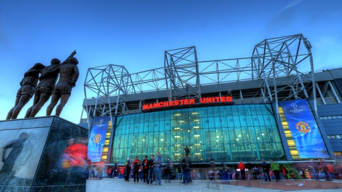 A return to the Champions League, albeit only for the group stage, saw United's broadcasting revenue up to£156.3m, an increase of 60.1%