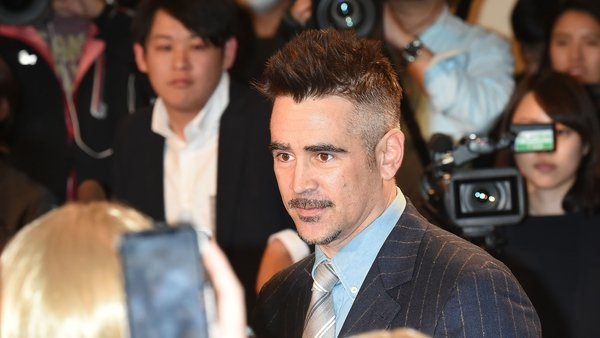 """Colin Farrell - """"You'd be lying if I said there wasn't a distinct form of national pride any time you get to do anything in the name of our island"""""""
