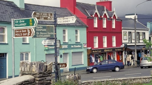 Sneem has a population of around 450 people