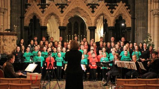 'Sing!' Episode 6 - Aspiro Choir'