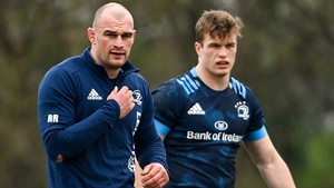 Rhys Ruddock and Josh van der Flier return to the Leinster team to form a strong back row