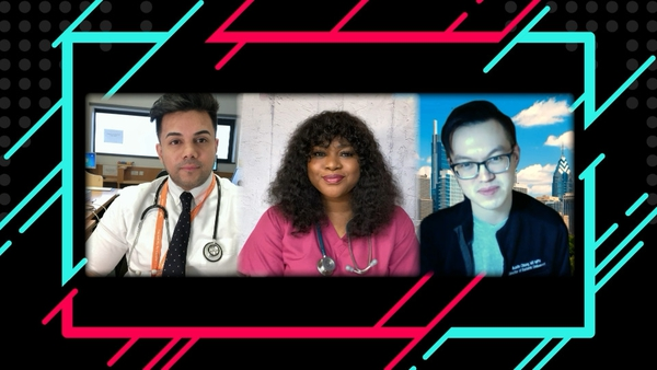 Doctors are using TikTok to share health advice