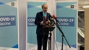 Micheál Martin said that scheduling the supply of Astra Zeneca vaccines to Ireland was challenging
