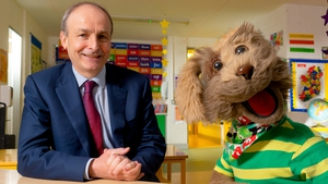 An Taoiseach MicheálMartin is set to paya visit to Home School Hub this Thursday morning on RTÉ2.