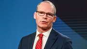 Simon Coveney will meet Hassan Rouhani and Javad Zarif in Iran