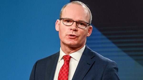 Simon Coveney said both sides were discussing a number of ideas, and that there could be an EU-UK Joint Committee meeting in early June
