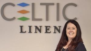 Joanne Somers heads up Celtic Linen