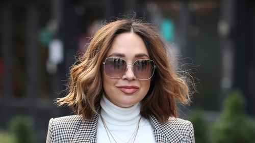 "Myleene Klass: ""You've got to remember though, for me, I feel like I was the last to leave the band as I was the one to turn the lights out in the office."""